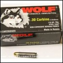 Box of 50x 30 Carbine Inert Rounds