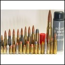 Inert Bullet Collection x30 Rounds