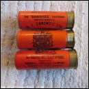 12G R.T.O. CARSWELL BANSHEE ORANGE   CARTRIDGE  [INERT]