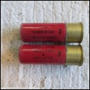 12G R.T.O. HOLLAND & HOL BADMINGTON  CARTRIDGE  [INERT]