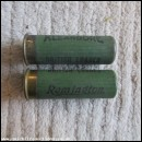 12G R.T.O. BRITISH LOADED KLEANBORE REM-UMC STYLE 2 CARTRIDGE  [INERT]