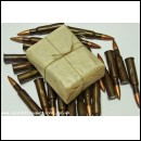 Mosin Nagant 7.62x54mm inert training rounds x20