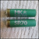 12G N.P.E. HK SP.70 LARGE PRINT BRIGHT GREEN CARTRIDGE  [INERT]