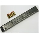 1942 gqm MP40 Magazine & WW2 Dated Inert Rounds