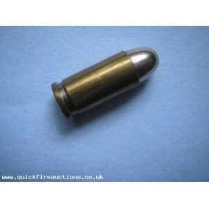 SOUTH AFRICAN 7.65 BROWNING BALL ROUND
