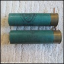 16G PIN-FIRE ELEY GAS-TIGHT LONDON N.P.E. CASE