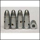 9mm Drill Inert Rounds Armourers Snap Caps