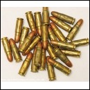 71x PPSH-41 Drum Magazine Inert 7.62x25mm Bullets TT33