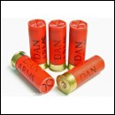 Inert 12G 12 Bore Shotgun cartridges x5
